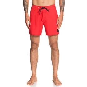 Quiksilver Highline Kaimana 16 Short de bain Homme, high risk red